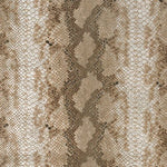 Groundworks Serpent Natural Linen Fabric