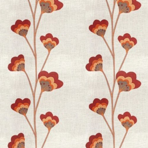 Vervain Thenard Rouge Fabric - Fabric