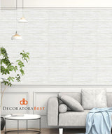 Scalamandre Pacifica Ivory Wallpaper