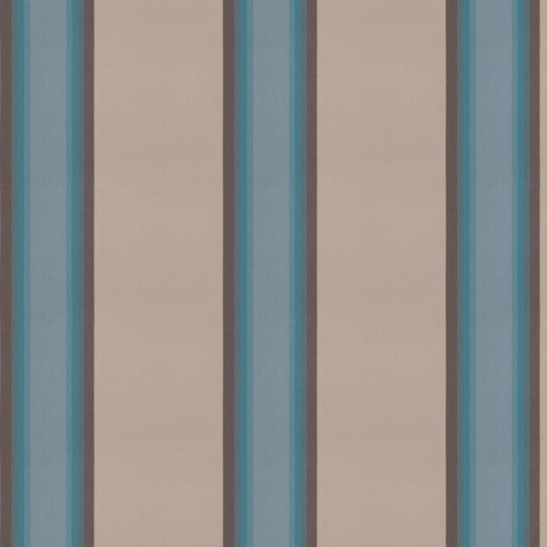 S. Harris Mason Stripe Bouncer Fabric - Fabric