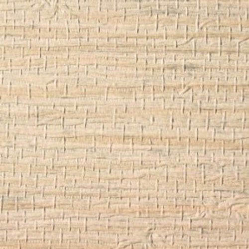 Phillip Jeffries Vinyl Arrowroot Green Tea Wallpaper - Wallpaper