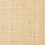 Phillip Jeffries Vinyl Raffia Cashew Wallpaper