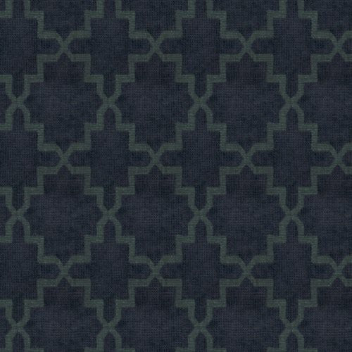 S. Harris Oya Bluemarine Fabric - Fabric