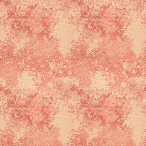S. Harris Powder Surface Coral Fabric - Fabric