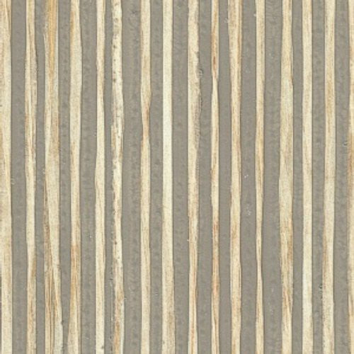 Phillip Jeffries Zebra Grass Earl Grey Wallpaper - Wallpaper