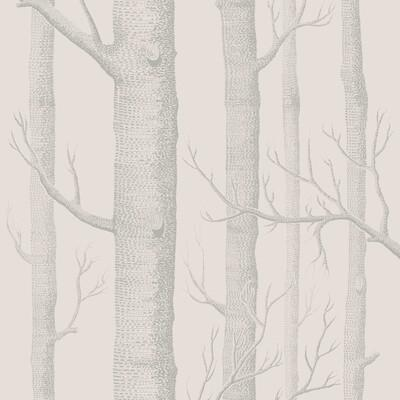 Cole & Son Woods Parchment Wallpaper - Wallpaper