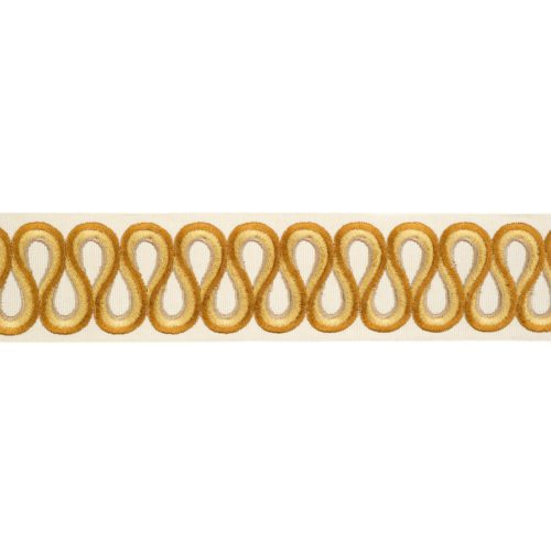 Vervain Ribbon Candy Butterscotch Trim - Trim