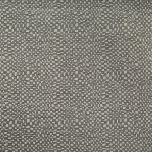 Groundworks Wade Charcoal Fabric - Fabric