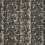 Groundworks Crescent Weave Soot Fabric