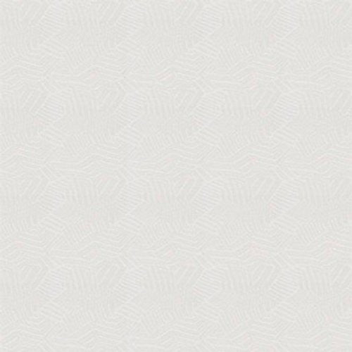 S. Harris Kroo White Ride Fabric - Fabric