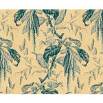 Lee Jofa Camille Oyster/Blue Fabric