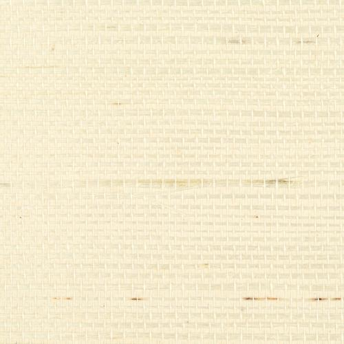 Scalamandre Simply Sisal Snow Wallpaper - Wallpaper
