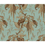 Lee Jofa Camille Sky/Brown Fabric