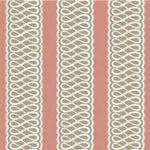 Lee Jofa Grace Pink/Grey Fabric