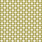 Schumacher Betwixt Grass/Ivory Fabric