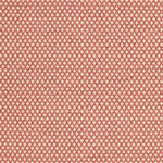 Schumacher Losange Boucle' Cranberry Fabric