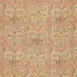 Schumacher Kashan Paisley Gemstone Fabric