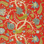 Schumacher Jaipur Tree Poppy Fabric