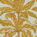 Schumacher Blair House Palm Ii Sea Breeze Fabric