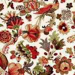 Schumacher Cambourne Coral Fabric