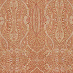 Scalamandre Inverness Paisley Spice Fabric