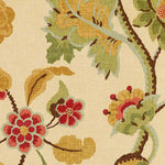 Schumacher Khantau Tree Honey Fabric