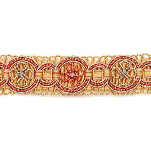 Scalamandre Siecle Condillac Braid Gold Trim - Trim