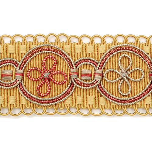 Scalamandre Siecle Montesquieu Galon Gold Trim - Trim