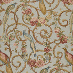 Schumacher Madrigal Sky Fabric