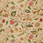 Schumacher Apsley Vine Rose Fabric