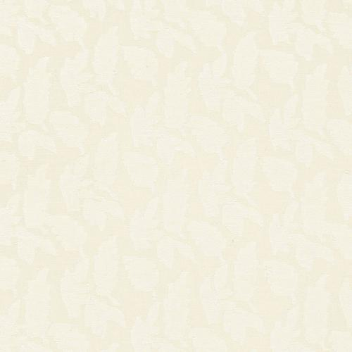 Schumacher Autumn Cutwork Natural Fabric - Fabric