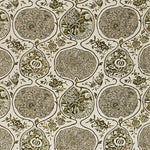 Schumacher Katsugi Link And Sepia Fabric