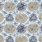 Schumacher Katsugi Blues Fabric