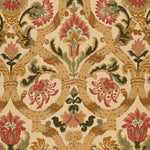Schumacher Halstead Rose & Gold Fabric