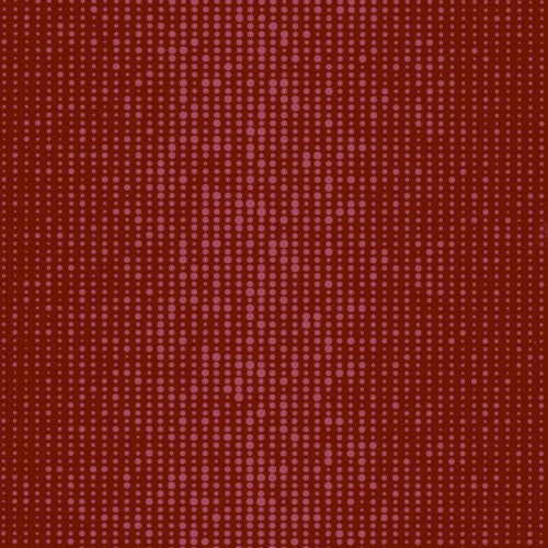 Cole & Son Point Stripe Red Wallpaper - Wallpaper