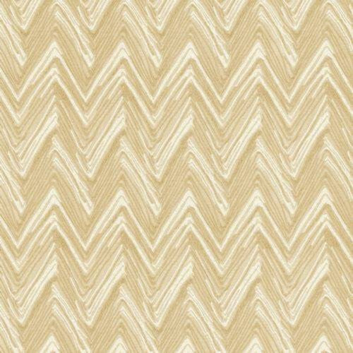 Kasmir Satin Ridge Bone Fabric - Fabric
