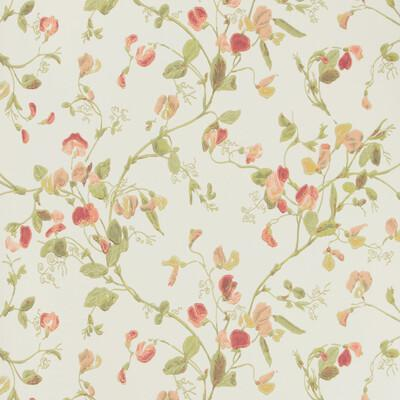 Cole & Son Sweet Pea Pink Wallpaper - Wallpaper