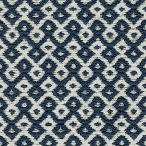 Kravet Arranged Denim Fabric - Fabric