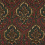 Ralph Lauren Castlehead Paisley Calvary Red * Wallpaper