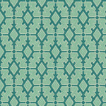 Groundworks Tigger Teal Fabric