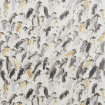 Groundworks Finches Neutral/Ivory Wallpaper