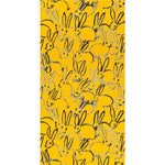 Groundworks Hutch Yellow Wallpaper