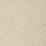 Schumacher Greek Key Sand Fabric