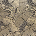 Ralph Lauren Coco De Mer Tarnished Gold Wallpaper