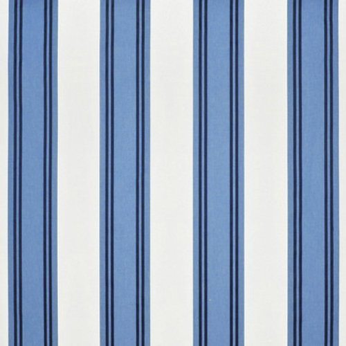 Ralph Lauren Garland Stripe Royal Blue Fabric - Fabric