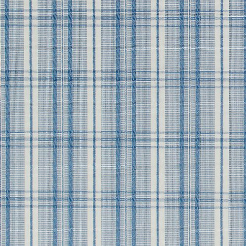 Scalamandre Check Please Azure Fabric - Fabric