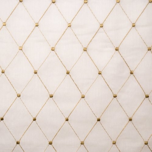 Fabricut Afra Diamond Tan Fabric - Fabric
