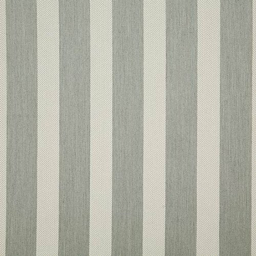 Pindler Holcomb Silver Fabric - Fabric