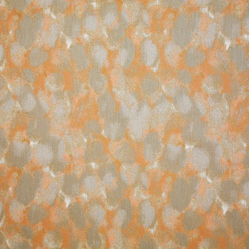 Pindler Airbrush Apricot Fabric - Fabric