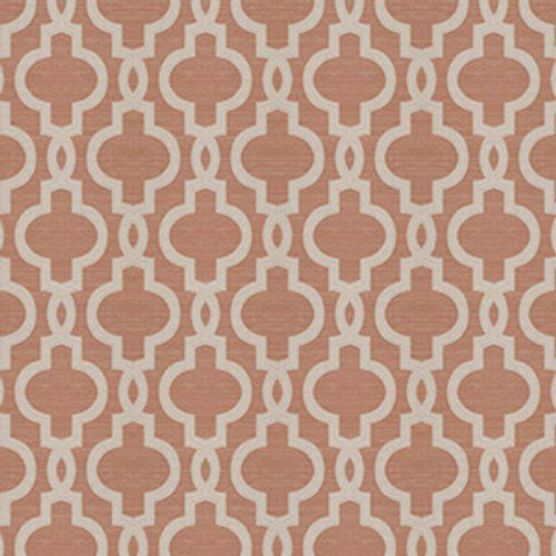 Trend 04449 Apricot Fabric - Fabric